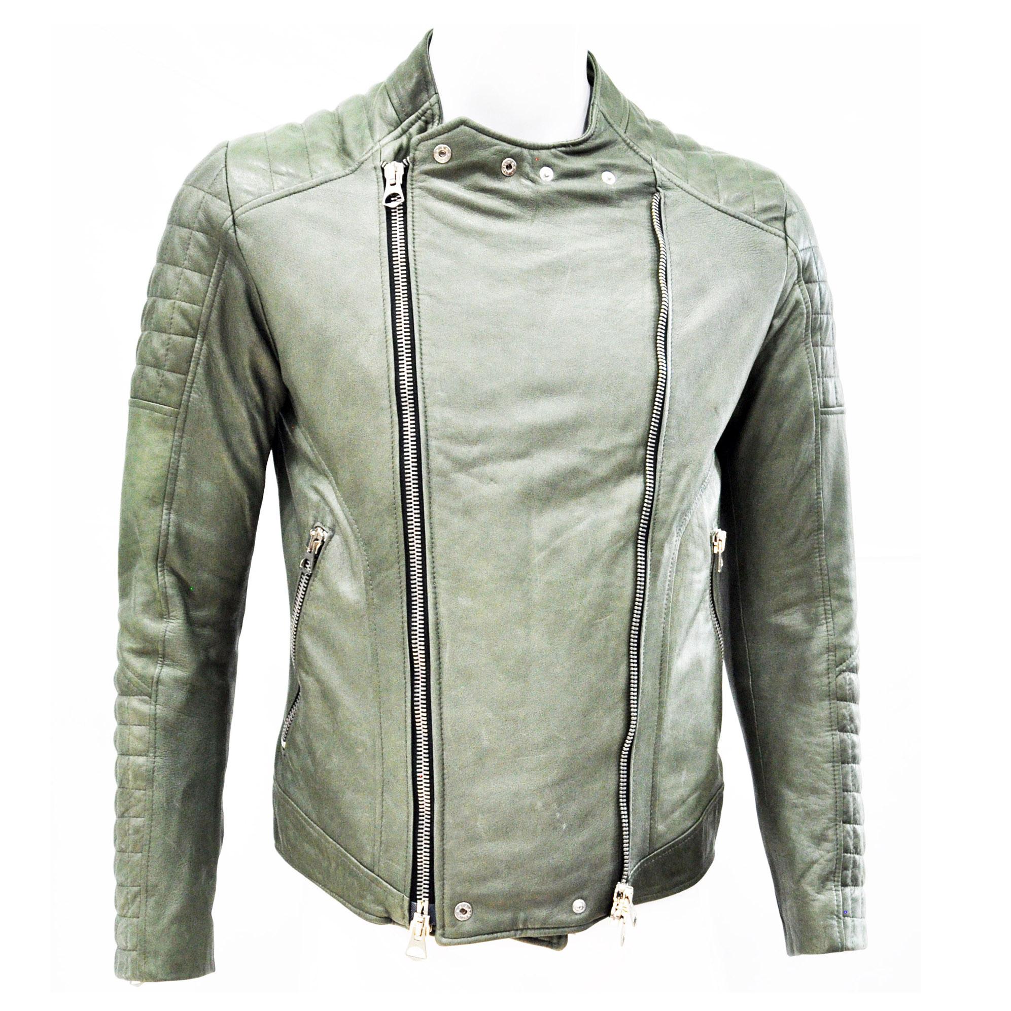 Come giacca da pelle Curge la scegliere di uomo qzpBxq7Cn